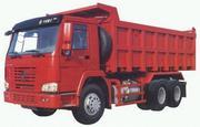 Продаем  новые китайские грузовики HOWO 6x4
