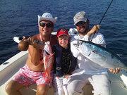Deep Sea Fishing,  Рыбалка Мaimi Майами, Флорида,  Америка, отдых,  экскурс