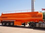 Продам бензовоз NURSAN 40 м3