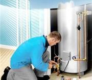 Монтаж газовых котлов и систем отопления