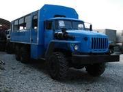 Автобус вахтовый Урал-3255-0010-41,  30-мест